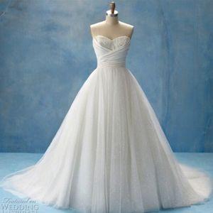 Alfred Angelo Cinderella Wedding Dress